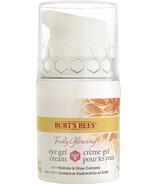 Burt's Bees Truly Glowing Reawakening Eye Gel Cream (gel-crème pour les yeux)