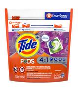 Tide PODS + Febreze Liquid Laundry Detergent Pacs Spring Renewal Scent