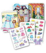 TS Shure Sweet Hearts Tea Party Magnetic Playset