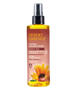 Desert Essence Jojoba & Sunflower Body Oil Spray