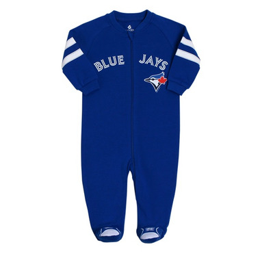 Toronto Blue Jays by Snugabye Sleeper Royal Solid
