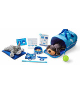 Melissa & Doug Tote and Tour Pet Travel Play Set