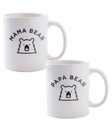 North Standard Trading Post Papa & Mama Mug Bundle
