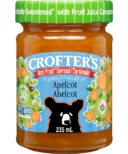 Crofter's Organic Apricot Just Fruit Spread