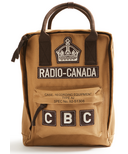 Red Canoe CBC Backpack Tan
