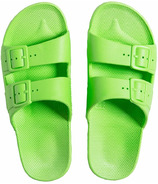 Freedom Moses Kid's Slides Lime