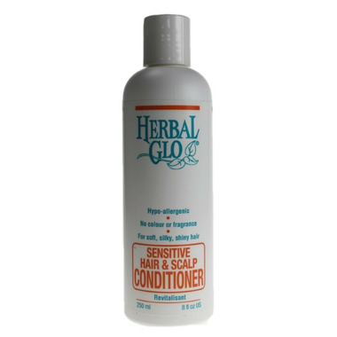 Herbal Glo Sensitive Hair & Scalp Conditioner
