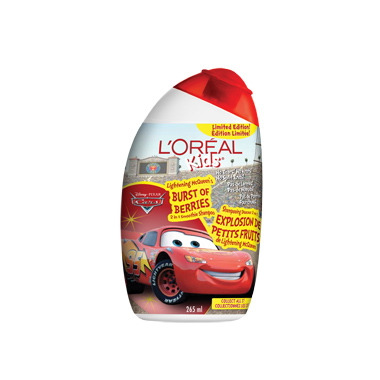 L\'Oreal Kids Cars2 2-in-1 Shampoo