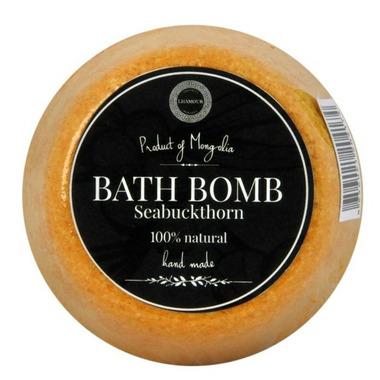 Lhamour Bath Bomb Seabuckthorn Oil