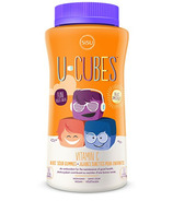 SISU U-Cubes Vitamin C Kids' Sour Gummies
