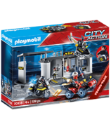 Playmobil City Action Take Along SWAT Headquarters