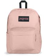 Jansport SuperBreak Backpack Misty Rose