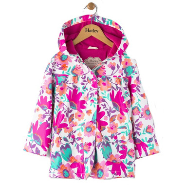 Hatley Colour Changing Baby Raincoat