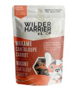 Wilder & Harrier Dog Vegan Biscuits - Seaweed Cantaloupe Carrot
