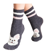 PJ Salvage Fun Socks Dogs Socks Slate