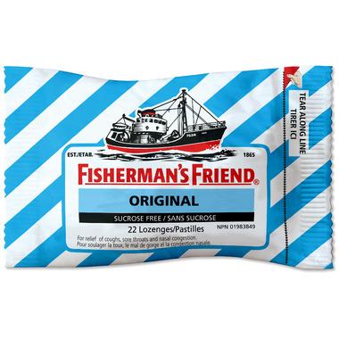 Fisherman\'s Friend Lozenges Original