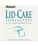 Lid Care Eyelid Cleanser & Eye Makeup Remover