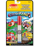 Melissa & Doug Colour Blast Vehicles