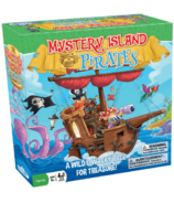 Mystery Island Pirates Board Game