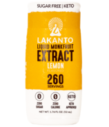 Lakanto Liquid Monk Fruit Extract Lemon