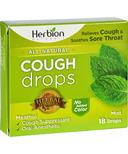 Herbion Mint Cough Lozenges