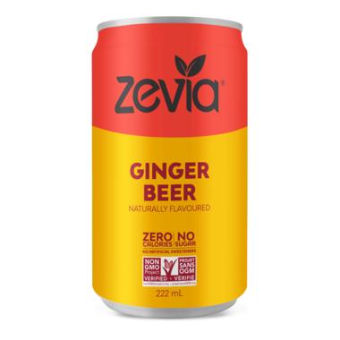 Zevia Ginger Beer Mixer