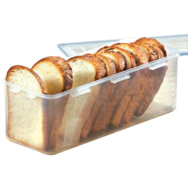 Lock & Lock Bread Container with Divider