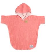 Tofino Towel Co. Pebble Kids Poncho Coral