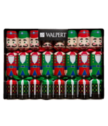 Walpert Nutcracker Crackers 8 Pack