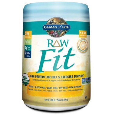 Garden of Life Raw Fit Original High Protein Shake