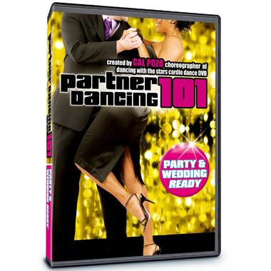 Cal Pozo Partner Dancing 101 DVD