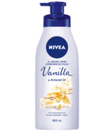 Nivea Oil Infused Vanilla & Almond Oil Body Lotion