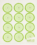 Wet-it Wet Cloth Cucumber Slices