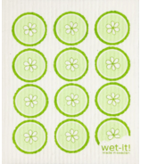 Wet-it Wet Cloth Cucumber Slices