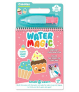 Scentco Smell and Learn Water Magic Activity Set Cupcake