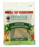 Frontier Natural Products Organic Whole Bay Leaf