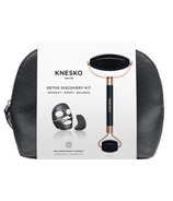KNESKO Black Pearl Detox Travel Set
