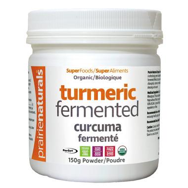 Prairie Naturals Organic Turmeric Powder
