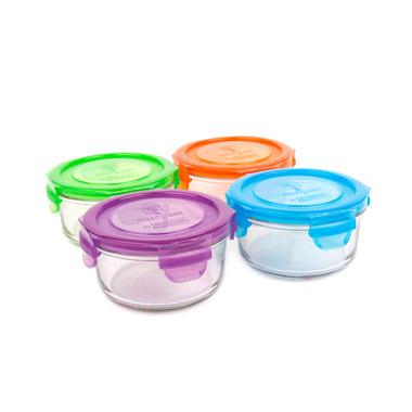Wean Green Lunch Bowls Garden Pack