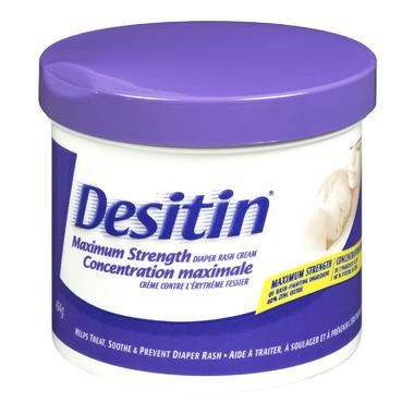 Desitin Maximum Strength Diaper Rash Cream