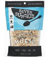Seven Sundays Original Cinnamon Currant Muesli