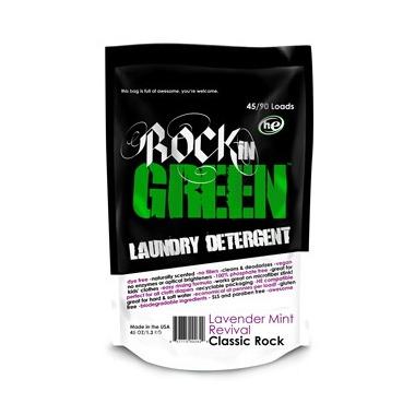 Rockin\' Green Detergent Classic Rock