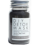 Honey Belle DIY Detox Mask Charcoal Cardamom