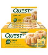 Quest Nutrition Quest Bar Lemon Cake