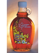 Canadian Heritage Organics 100% Pure Organic Maple Syrup