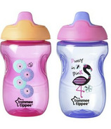 Tommee Tippee Sippee Cup 2 Pack Pink