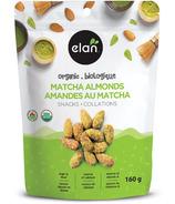Elan Organic Matcha Almonds