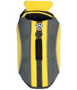 Canada Pooch Wave Rider Life Vest in Yellow Size S