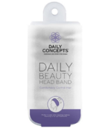 DAILY CONCEPTS Beauty Headband - White