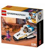 LEGO Overwatch Tracer vs. Widowmaker